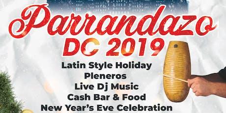 PARRANDAZO DC 2019 tickets