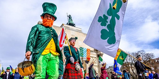 St. Partick's Day @ Dublino