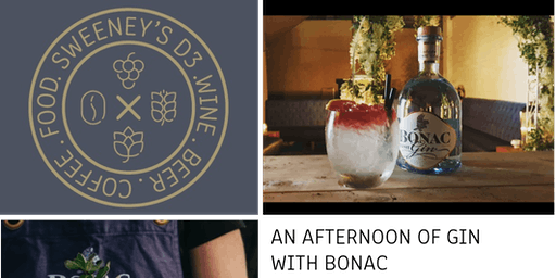 Gin Experience with Bonac Gin @ SWEENEYS D3