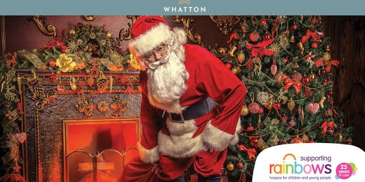 Father Christmas is coming to Whatton House!