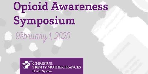 2020 Opioid Awareness Symposium