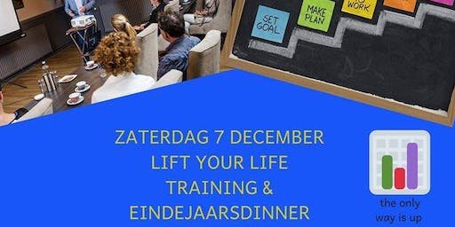 Lift your Life + + + 3 gangen diner