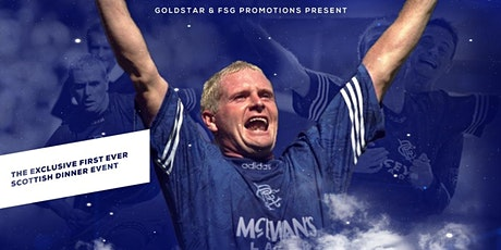 Up Close and Personal with Paul 'Gazza' Gascoigne tickets