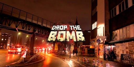 Die letzte DROP THE BOMB Party im Musik & Frieden / 07.12.19