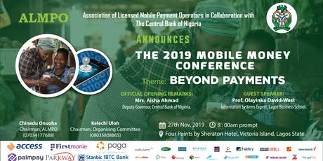 2019 Mobile Money Conference tickets