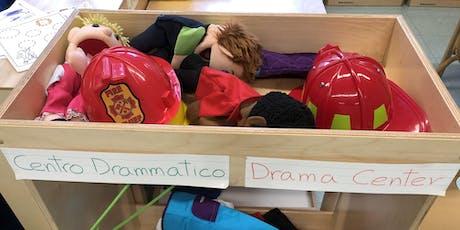 Il bilinguismo italiano nelle scuole pubbliche di New York tickets