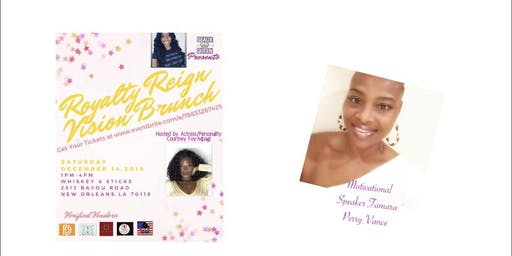 Reign Royalty Vision Networking Brunch