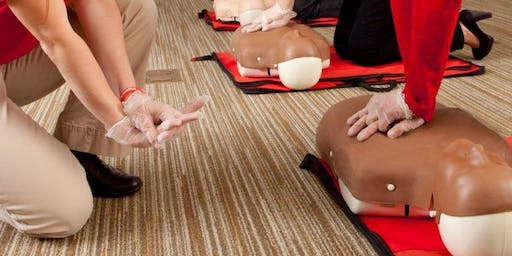 American Red Cross First Aid, CPR & AED Instructor Certification