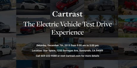 Cartrast Electric Vehicle Test Drive Experience tickets