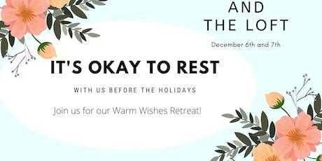 Warm Wishes Retreat tickets