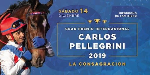 """Gran Premio Carlos Pellegrini """"La consagración"""""""