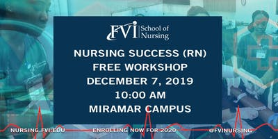 Nursing (RN) Success Workshop – How to become nurse-ready in less than 22m!
