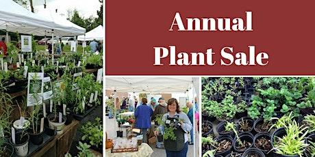 Master Gardener Plant Sale tickets