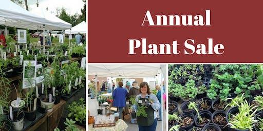 Master Gardener Plant Sale