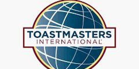 Club Officer Training Round 2 - Division F District 60 Toastmaster International tickets