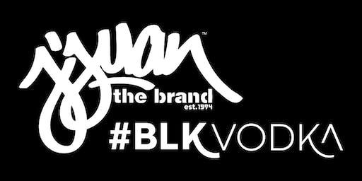#BLKVODKA FRIDAY HAPPY HOUR! Exclusive New Premium Vodka Tasting Event!