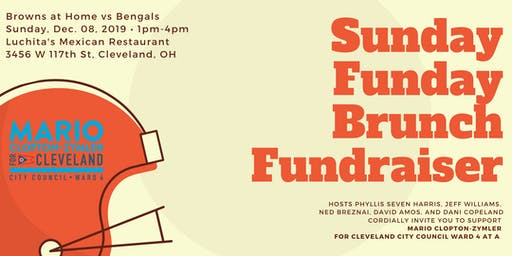 Sunday Funday Brunch Fundraiser