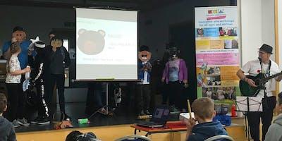 Real Arts Workshop – Jungle Book Workshop