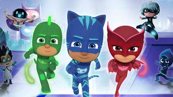"""PJ Masks Live: Save The Day!"""