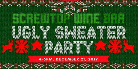 Ugly Sweater Holiday Wine Party tickets