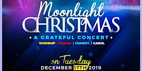 Moonlight Christmas tickets