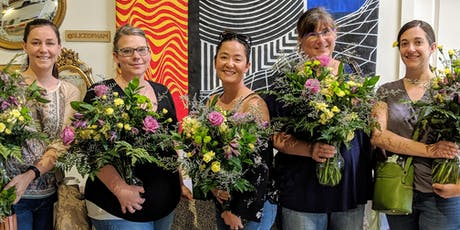 Floral Design for Beginners tickets