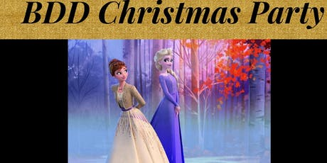 BDD annual Christmas Party tickets