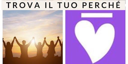 Vivi il tuo perché -Bergamo 10-11 gennaio 2020 - Leadership Bootcamp