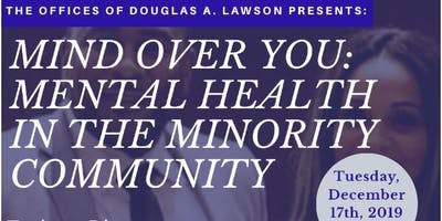 Mental Health in the Minority Community by Mind Over You