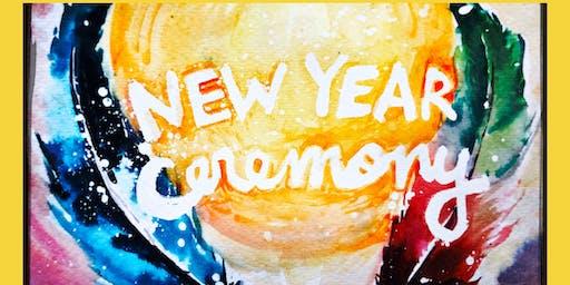 New Year Ceremony
