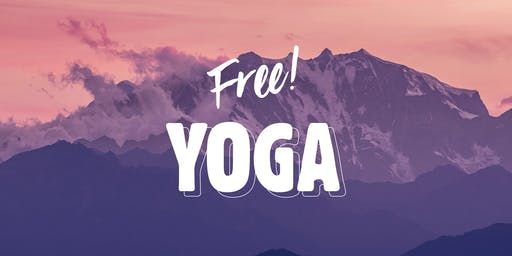 *Free* Yoga with Zach Ross