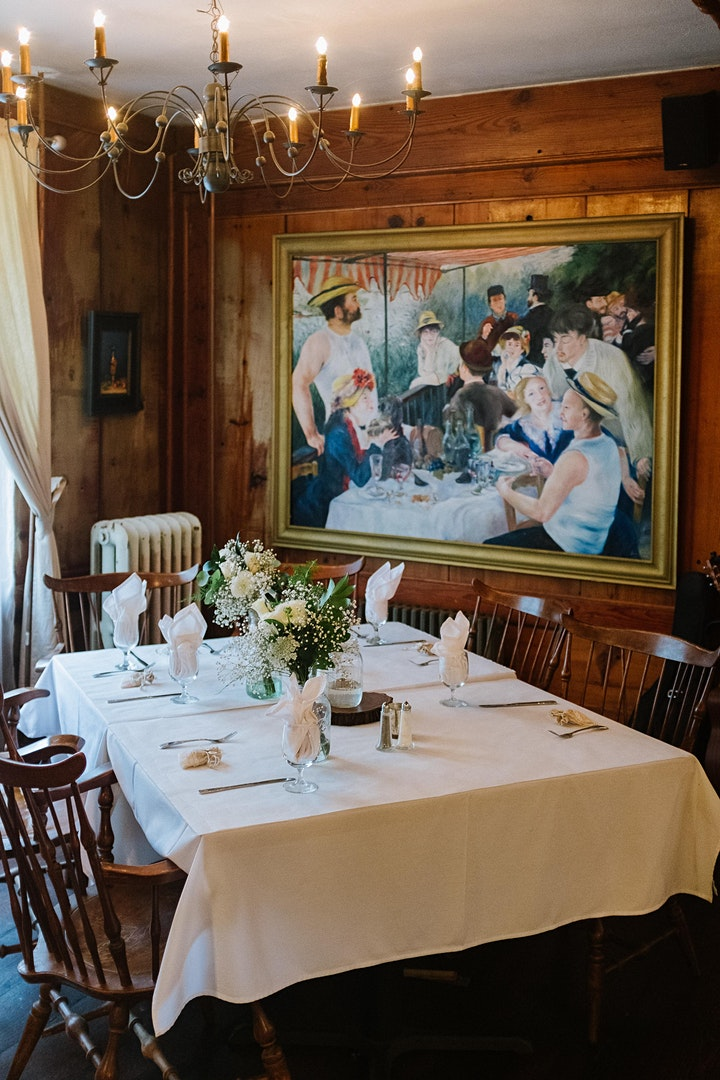 Sold Out March 6 - Candlelight Snowshoe and Dinner image