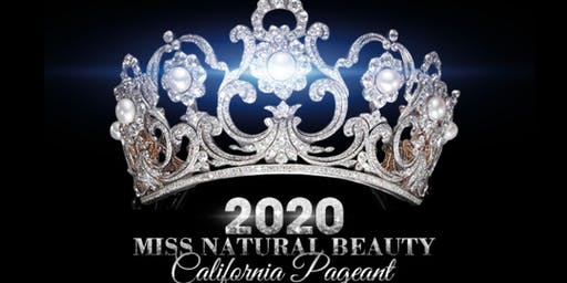Miss Natural Beauty California