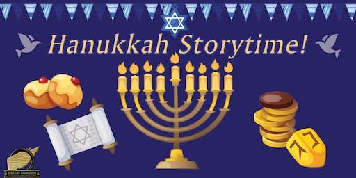 Hanukkah Story Time!