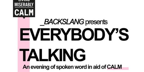 Everybody's Talking  tickets