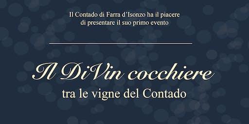 Il diVin cocchiere tra le vigne del Contado