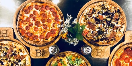 Woodfired Pizza and Live Music at the Brewery tickets