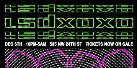 LSDXOXO & INTERNET FRIENDS tickets