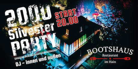2000er Sylvesterparty im Bootshaus Tickets