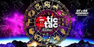 TIC TAC Festival – #ZODIAC * 7 e 8 /Dezembro