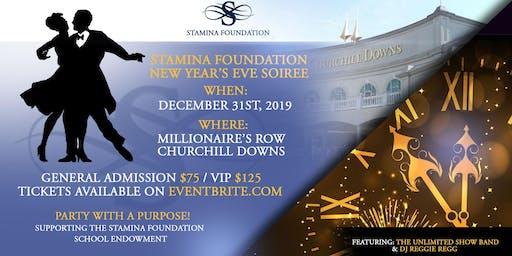 Stamina Foundation New Year's Eve Soiree