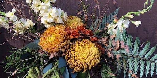 Create Your Own Thanksgiving Centerpiece with MacKenzie Kidd