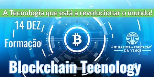 Blockchain - A Tecnologia que está revolucionar o Mundo 14 Dez em  Santarém