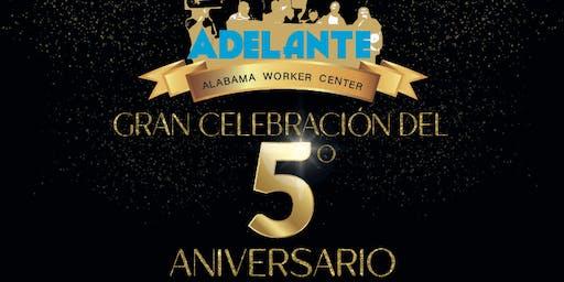 5ºAniversario de Adelante//Adelante's 5th Anniversary