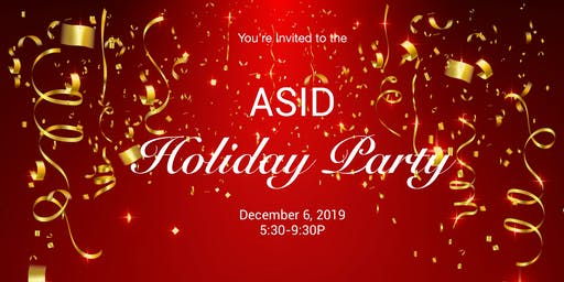 ASID SAN DIEGO HOLIDAY PARTY