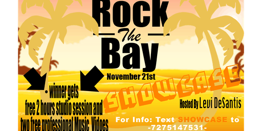 Rock the bay Showcase
