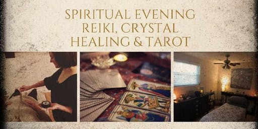 Spiritual Evening with Reiki & Tarot
