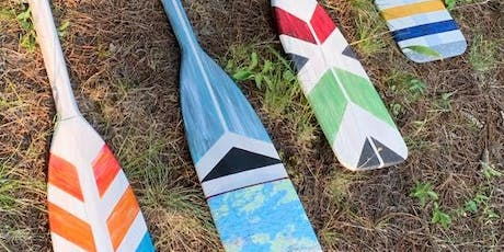 Paddle Painting with Jenni Coats tickets