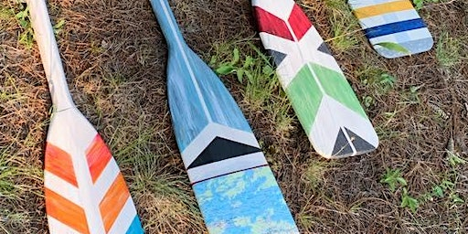 Paddle Painting with Jenni Coats