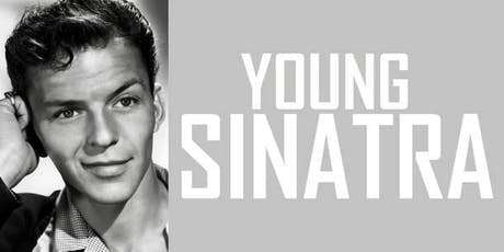 Young SINATRA - Direct from New York - Tony DiMeglio (from Rat Pack Undead) tickets